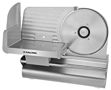 Kalorik 200-Watt Electric Meat Slicer : I suppose you get what you pay for