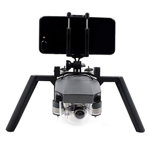 MoreToys 3D Printed Handle Stabilizer Bracelet Portable Gimbal Holder Kit for DJI Mavic Pro Drone