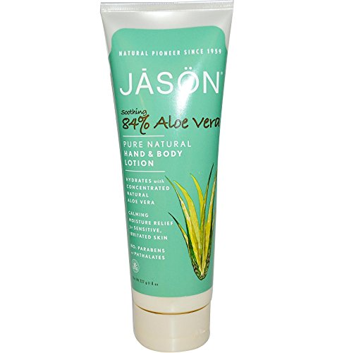 Jason Natural Products Hand and Body Lotion Aloe Vera - 8 fl oz