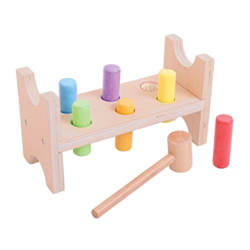 Bigjigs Toys First Hammer Bench by Bigjigs Toys