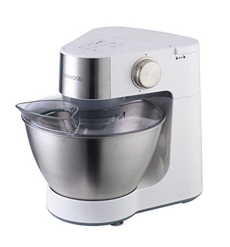 Kenwood KM282 900W 4.3-Liter Prospero Kitchen Machine Stand Mixer, 220V (Not for USA - European Cord)