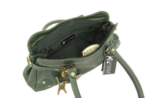Collection St Catwalk Handbag Collection Carnaby Green Catwalk Leather Green St Catwalk Leather Handbag Carnaby aqdYq