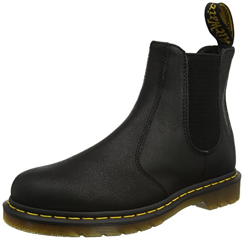 Dr. Martens Men's 2976 Carpathian Chelsea Boot, Black, 7 UK/8 M US ()