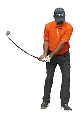 Orange Whip WEDGE, Golf Short Game Swing Trainer (right)