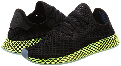 Deerupt noir De Gymnastique Runner Chaussures Homme Adidas Pour 0wxfd0tq