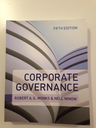 Corporate Governance 15e