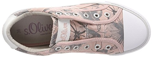 54107 Enfiler Pink oliver Baskets dusty Fille S Rose z5pqwp