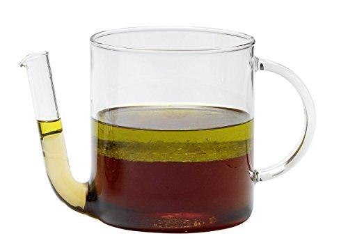 Trendglas Jena Fetttrenner (0,8 Liter)