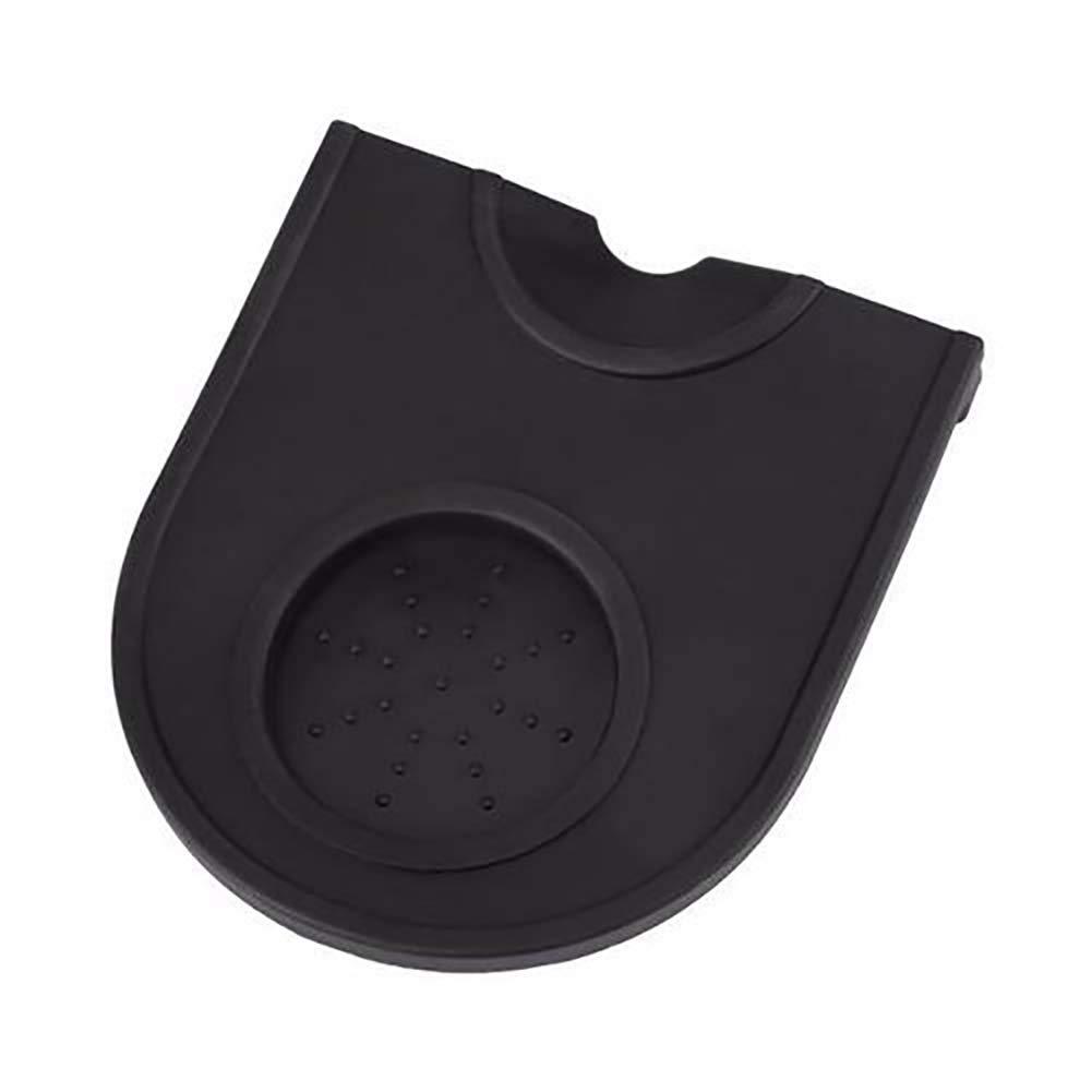 Silicone Espresso Tamp Mat Coffee Tampering Corner Mat Pad Tool Antideslizante Coffee Tamping Tool