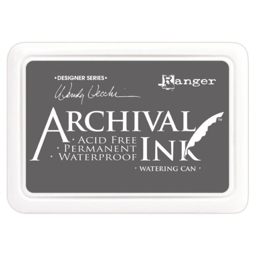 Ranger Wendy Vecchi Designer Series Archival Ink Pad, Watering Can ()