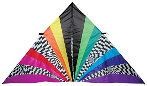 Premier Kites 11' Deltas- Teknacolor by Premier Kites