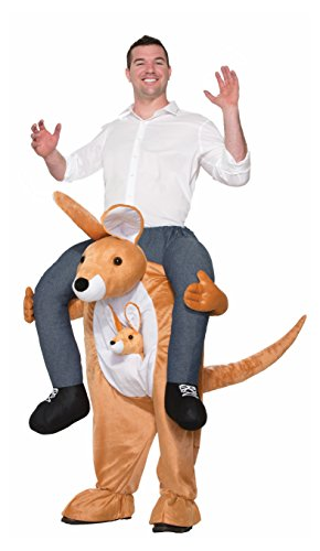 Ride a Kangaroo Adult Costume