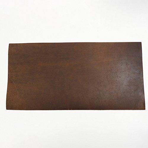- SLC's Oil Tan Cowhide Leather Pre-Cut Pieces (12