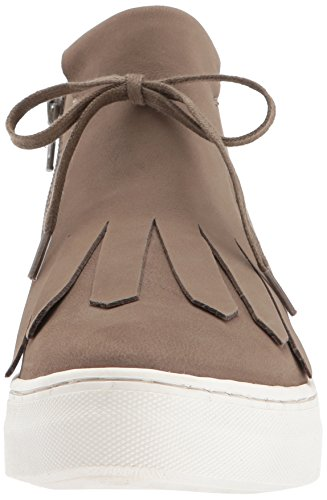 Seychellen Vrouwen West End Fashion Sneaker Taupe