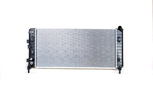 (Radiator - Pacific Best Inc For/Fit 2827 06-11 Chevrolet Impala Monte Carlo 3.5/3.9L 05-08 Buick LaCrosse Allure 3.6L PTAC 1 Row)