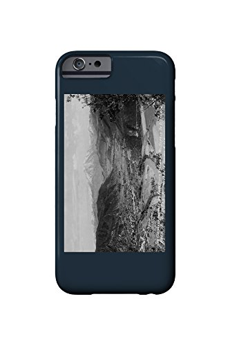 Glenwood Springs, Colorado - Traver Ranch View; Roaring Fork River Valley Photograph (iPhone 6 Cell Phone Case, Slim Barely - Glenwood Valley