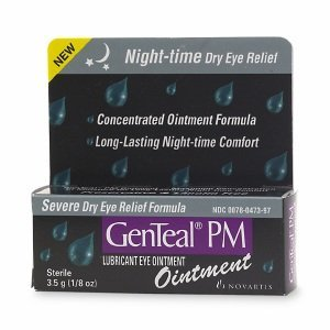 Genteal Pm Lubricant Eye Ointment - 5