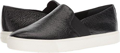 Vince Women's Blair-12 Black Crinkle Patent 6 M (Crinkle Patent Footwear)
