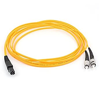 DealMux MTRJ-ST 9/125 Duplex fibra monomodo óptica Optical Cable 3,0M