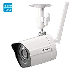 Image of the product Zmodo Outdoor Wireless that is listed on the catalogue brand of Zmodo.