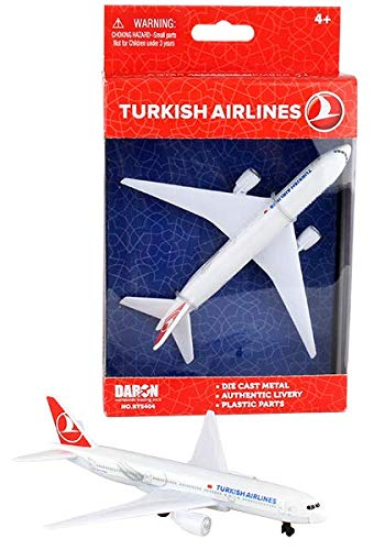 Daron Turkish Airlines Single Plane RT5404