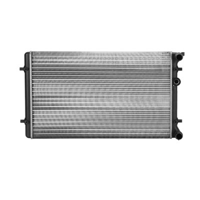 MAPM Car & Truck Radiators & Parts Plastic Factory Finish 1.94 x 16.31 in. top header; 1.94 x 16.31 in. bottom header VW3010103 FOR 1999-2006 Volkswagen Golf by Make Auto Parts Manufacturing