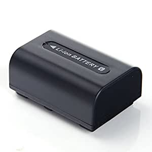 YCM 7.4V 1200mAh Camera Battery for Sony Handycam NP-FV50 NP-FV30 NP-FV70 NP-FV100 DCR-DVD105