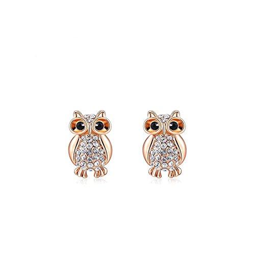 Owl Earrings - 8