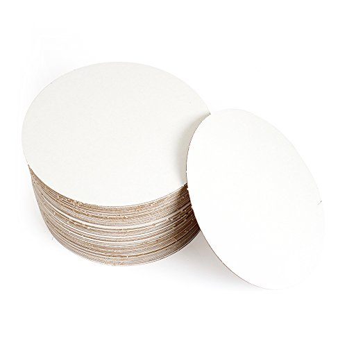 Pratt PRA1311 Pizza and Cake Circle, Corrugated 10