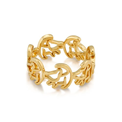 Disney Couture The Lion King Simba Outline Ring (7)