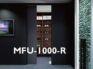 Sugatsune mfu-1000-r Flush Puerta Corredera hardware: Amazon.es: Bricolaje y herramientas