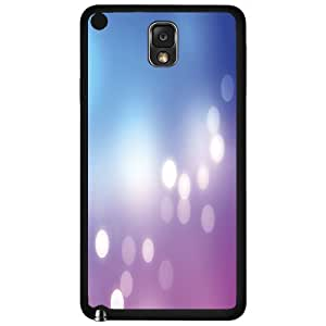 lintao diy Pink, Blue, and Purple Hard Snap on Phone Case (Note 3 III)