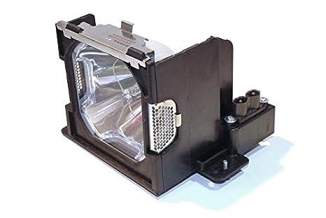 Canon LV-7555 lámpara de proyector Bombilla Original: Amazon.es ...