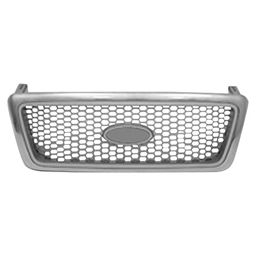 - CPP Chrome Grille Assembly for 2004-2008 Ford F-150 FO1200427