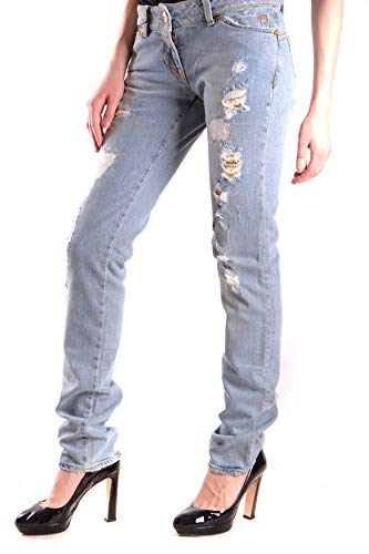 Cotone Donna Pinko Blu Jeans Mcbi24469 8fq5qtw