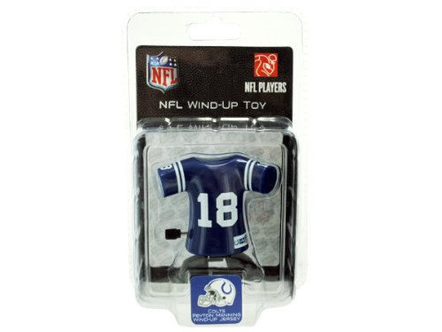 NFL Indianapolis Colts Peyton Manning Wind-Up Jersey
