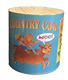 Deluxe Cow Moo Sound Voice Noise Maker party Toy Novelty Can Clown Gag Jokes /item# G4W8B-48Q30460