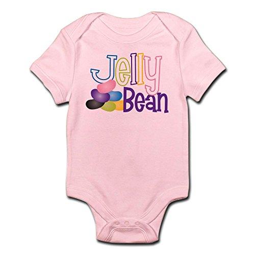 CafePress Jelly Bean Infant Bodysuit - Cute Infant Bodysuit