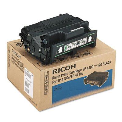 Ricoh 406997 Type 120 Black Toner for SP 4100N, 4100N-KP, 4100SF, 4110N, 4110N-KP, 4110SF, 4210N, 4310N (Ricoh Aficio Sp 4100n)