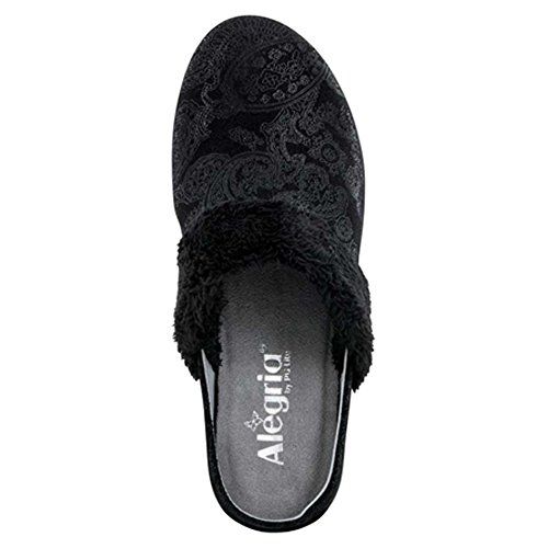 Alegria Women's Isabelle Black Fauna Clog Black Beauty get to buy for sale view sale online rSK0B