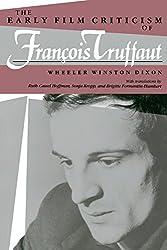 Early Film Criticism of Francois Truffaut (Midland Book)