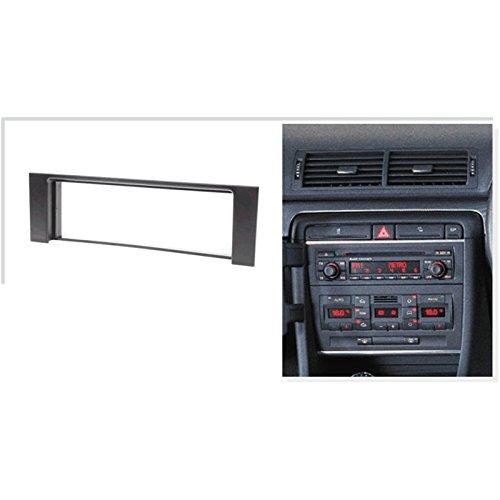 KIT Montage autoradio Fa/çade Cadre de Radio 1 DIN Audi A3 //A6 Seat Toledo//Leon Active Syst/ème