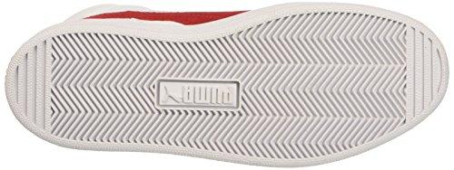 Puma , Jungen Sneaker blau Bianco/Barbados Cherry