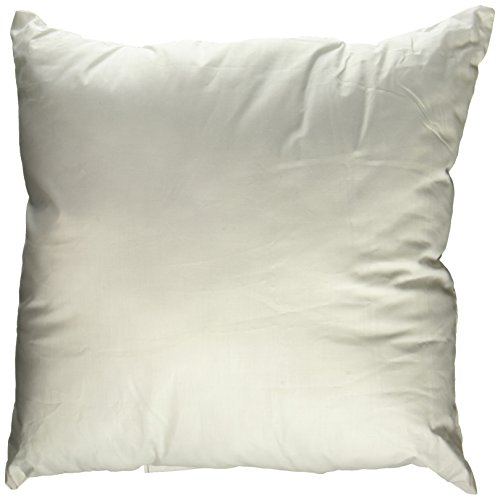 Fairfield Decorators Choice Pillow Insert, 16u0022 x 16u0022, 1 Each