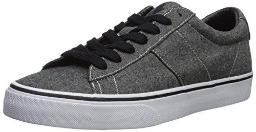 Polo Ralph Lauren Mens Sayer Sneaker Noir