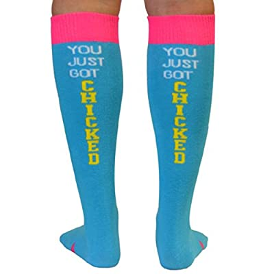 Knee High Half Cushioned Athletic Running Sock | 24 Different Styles