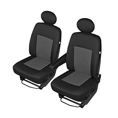 saferide | 1 + 1 voorstoelen stoelhoezen camper autostoelhoezen transporter stoelbekleding beschermhoezen auto bekleding…