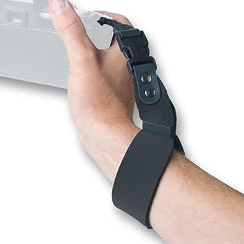 OP/TECH USA 6701062 SLR Wrist Strap (Black)