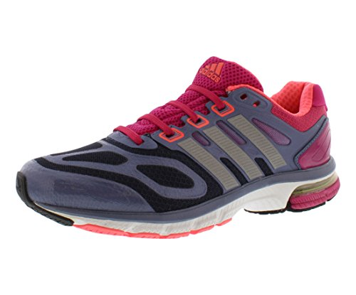 adidas Supernova Sequence 6 Running Women's Shoes Size 9.5 Grey/Pink (Supernova Shoe Running Adidas Sequence)