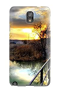 5989505K50148938 New Style Sun Beginning Premium Tpu Cover Case For Galaxy Note 3